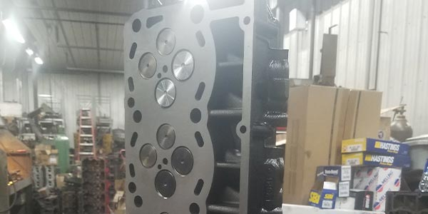 Reconditioned Cylinder Heads